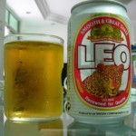 I admire Mr Su, but I prefer Leo Beer