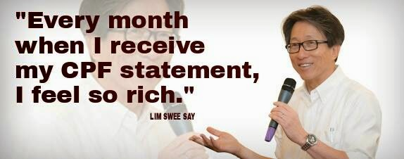 Lim Swee Say rich CPF